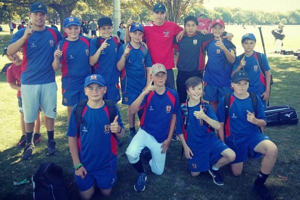 STC cricket team