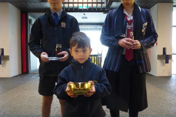 Catholic schools day mass