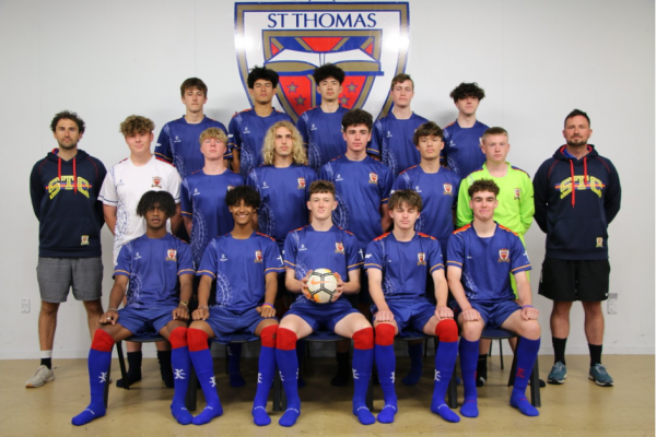 St Thomas of Canterbury College Football Team