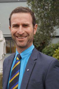 St Thomas of Canterbury College Teacher Hamish Barclay