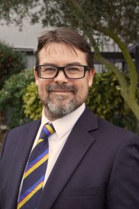 St Thomas of Canterbury College Principal Steve Hart
